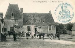 CONTILLY(SARTHE) FERME - France