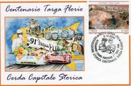 Centenario Targa Florio  - Cerda (PA) Capitale Storica - 2006 - - Sport Automobile