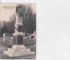 60 - APREMONT / LE MONUMENT AUX MORTS - Sonstige Gemeinden