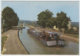 45 BRIARE - 1 - Edts Artaud - Le Pont Canal > Longueur 662 M (recto-verso) - Briare