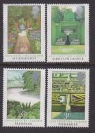 UK, 1983, Mint  Hinged Stamps, British Gardens, 962-965, #14495 - 1952-.... (Elizabeth II)