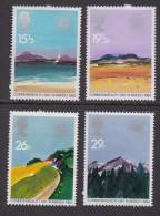 UK, 1983, Mint  Hinged Stamps, Commonwealth Day, 942-945, #14491 - 1952-.... (Elizabeth II)
