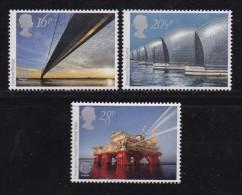 UK, 1983, Mint  Hinged Stamps, EUROPA Engineering, 953-955, #14492 - 1952-.... (Elizabeth II)
