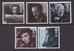 UK, 1985, Mint  Hinged Stamps, British Film Year, 1044-1048, #14512 - 1952-.... (Elizabeth II)