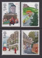UK, 1985, Mint  Hinged Stamps, Royal Mail, 1035-1038, #14510 - 1952-.... (Elizabeth II)