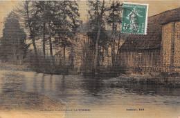 27 - Acquigny - Le Moulin Chapelle Colorisé Et Toilé - Le Château - Acquigny
