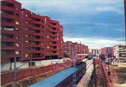 RENFE, Nuevo Ferrocarril, ALUCHE, MOSTOLES, 2 Scans - Madrid