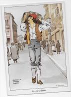 PORTUGAL-Pregões De Lisboa-Ilustrador F.Gerardo - O AGUADEIRO. - Europe