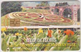 GUATEMALA - RELOJ DE FLORES - Guatemala