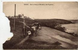 ILE D HOUAT PARDON PROCESSION - Francia
