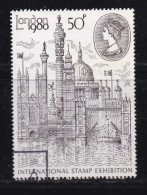 UK, 1980, Cancelled Stamp(s ), London Buildings, 835, #14445 - Used Stamps