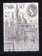 UK, 1980, Cancelled Stamp(s ), London Buildings, 835, #14445 - 1952-.... (Elizabeth II)
