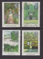 UK, 1983, Cancelled Stamp(s ), British Gardens, 962-965 #14453 - Used Stamps