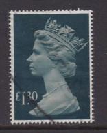 UK, 1983, Cancelled Stamp(s ), QE II Pound 1,30, 961, #14452 - 1952-.... (Elizabeth II)