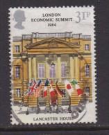 UK, 1984, Cancelled Stamp(s ), London Economic Summit, 992, #14458 - 1952-.... (Elizabeth II)