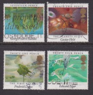 UK, 1985, Cancelled Stamp(s ), EUROPA Music Year, 1027-1030, #14464 - Used Stamps