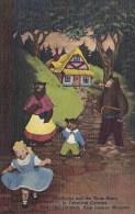 Coldilocks And The Tree Bears In Fairyland Cavern City Gardens A