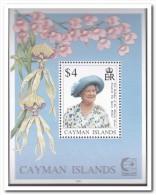 Kaaiman Eilanden 1995, Postfris MNH, Flowers, Orchids, Queen - Kaaiman Eilanden