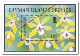 Kaaiman Eilanden 2005, Postfris MNH, Flowers, Orchids - Kaaiman Eilanden