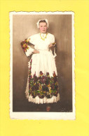 Postcard - Croatia, National Costume   (21709) - Europe