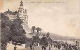 Monte Carlo, Le Casino Et Les Terrasses - Monte-Carlo