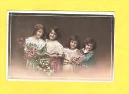 Postcard - Children, Portrait   (21712) - Portraits