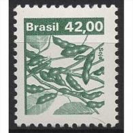 Brasilien 1980 Freimarken Landwirtschaftliche Produkte 1799 Postfrisch - Brasilien