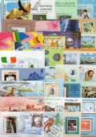 Lot Briefmarken-Ausstellung Kuba 32 Blocks O 99€ Lok Vögel Art Sport Stamp On Stamp Philatelic Bloc Topic Sheets Bf Cuba - Cuba