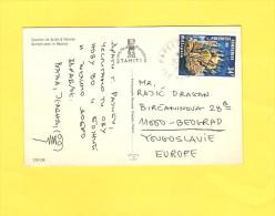 Postcard - French Polynesia   (21765) - French Polynesia