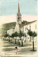 ALGERIE  - BIRMANDREIS - La Mairie Et Eglise - Algeria