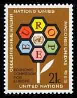 Nations Unies NY / United Nations NY (Scott 231)+ [**] - New York -  VN Hauptquartier