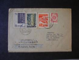 CIRCULAR LETTER OF KOREA FOR BRAZIL IN 1960 AS - Corea Del Nord