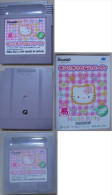 Game Boy Japanese :  Sanrio Uranai Party  DMG-AG7J-JPN - Nintendo Game Boy