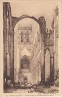 Cp , 62 , SAINT-OMER , Les Ruines De Saint-Bertin En 1814 - Saint Omer