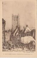 Cp , 62 , SAINT-OMER-Saint-Bertin , Vue Prise De La Place St-Jean (1840) - Saint Omer