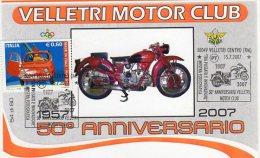 VELLETRI Moto Club - 50° Anniversario - - Motociclismo