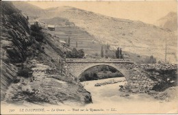 LA GRAVE - 38 - Pont Sur La Romanche - ENCH1202 - - France