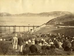 United Kingdom Pays De Galles Llandudno Happy Valley Ancienne Photo Bedford 1875 - Ancianas (antes De 1900)