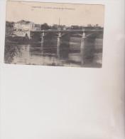 (R2)YVELINES , CHATOU, Le Pont Passage Du Tramway - Chatou