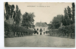 CPA  59  :  SOCX   Le Château    1917    A    VOIR  !!! - Other Municipalities