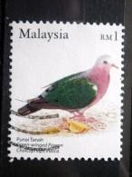 Malaysia - 2005 - Mi.nr.1316 - Used - Birds - Green-winged Pigeon - Definitives - Malaysia (1964-...)