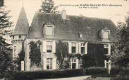 CPA - SAINT-MEDARD-d'EXCIDEUIL (24) - Vue Du Vieux Château D'ESSENDIERAS - France