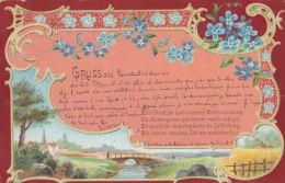 GRUSS AUS ? 1900 - Non Classificati