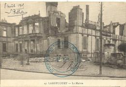 LAHEYCOURT - La Mairie   ( 70e Regiment D Infanterie ) 64 - France