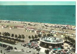 Pesaro (Marche) Spiaggia E Bar, Beach And Bar - Pesaro