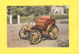 Postcard - Old Pasenger Car   (V 27995) - Turismo