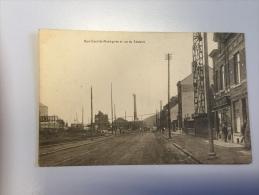 16D Couillet Gare De Montignies Et Rue Du Chalet - Charleroi