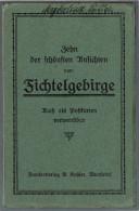 1857 - Ohne Porto - Leporello Alte Ansichtskarte - Wunsiedel Fichtelgebirge Kohler TOP - Wunsiedel