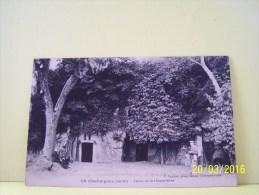CHAHAIGNES (SARTHE) CAVES DE LA CHENARDIERE. - Autres Communes
