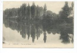 641603-37- CHINON Vue Sur La Vienne - Chinon